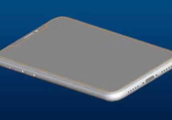Bocoran Baru Ini Konfirmasi Desain Layar, Kamera, & Touch ID di iPhone 8