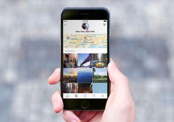 Menjelajah di Instagram dengan Fitur Baru: Location dan Hashtag Stories