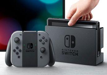 Nintendo Salahkan Apple karena Target Penjualan Switch Terbatas