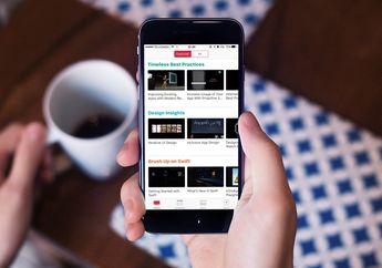 Aplikasi WWDC Mendapatkan Tampilan Baru dan Stiker iMessage