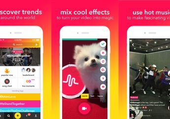 Gaet Anak Muda, Apple Music Gandeng Layanan Video Musik Musical.ly