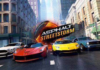 Review Asphalt Street Storm, Games Drag Racing Bergrafis Menawan
