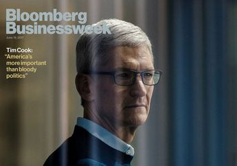 Tim Cook Bicara Warisan DNA Steve Jobs, HomePod, AR, Bareng Bloomberg