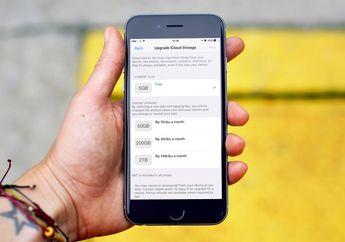 Apple Promosikan Langganan iCloud Storage Plan, Gratis di Bulan Pertama