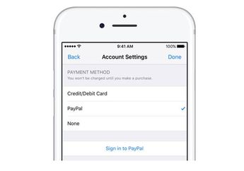 Apple Tambahkan Fitur Pembayaran PayPal di App Store, iTunes Store dan Apple Music