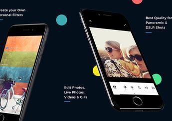 Apple Bagikan Aplikasi Edit Foto Infltr Gratis Lewat App Apple Store