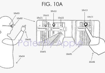 Apple Ajukan Paten Perangkat Smart Glass Dukung AR