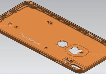 Bocoran Baru Ini Tunjukkan iPhone 8 Dilengkapi Touch ID di Lokasi Meragukan