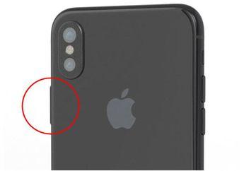 Beredar Bocoran Render Desain iPhone 8 dengan Touch ID di Tombol Power