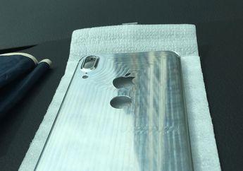 (Foto) Bocoran Sasis iPhone 8 dengan Touch ID di Bawah Logo Apple