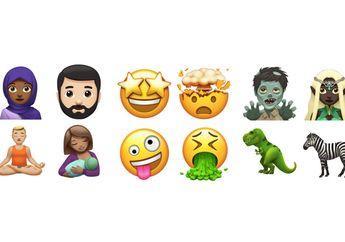 Rayakan Hari Emoji Sedunia, Apple Pamerkan Deretan Emoji Baru