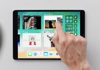 Apple Pabrikan dengan Pengapalan Tablet Paling Banyak di Dunia 2017