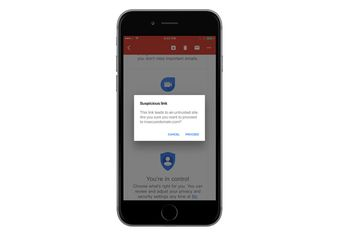 Gmail for iOS Tambah Fitur Keamanan dari Tautan Phishing