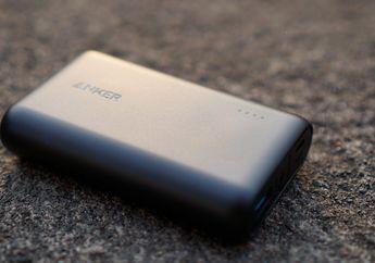 Review Anker PowerCore Speed, Mengisi Baterai iPhone Lebih Cepat dan Desain Solid