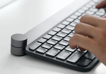 Logitech Craft, Keyboard Premium dengan Teknologi Tombol Putar