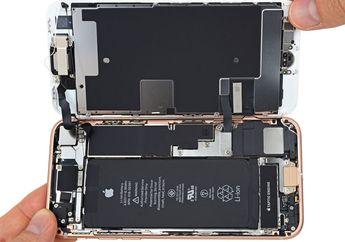 Dibedah, iPhone 8 Punya Kapasitas Baterai Lebih Kecil Dibanding iPhone 7
