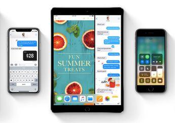 Catat dan Bersiap, iOS 11 dan macOS High Sierra Segera Rilis untuk Pengguna Umum