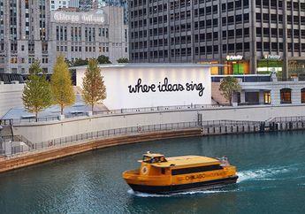 Apple Gandeng Sejumlah Artis Lokal Jelang Buka Toko di Michigan Avenue