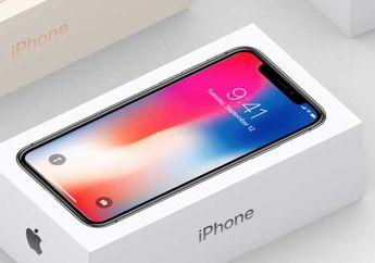 Di Ebay, Pre-Order iPhone X Dijual Hingga Ratusan Juta Rupiah