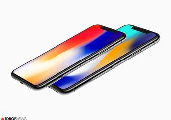 Apple Gandeng LG Garap Layar OLED yang Bisa Dilipat buat iPhone