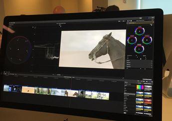 Preview Final Cut Pro X 10.4: HEVC, Kustomisasi LUT dan Teknologi VR