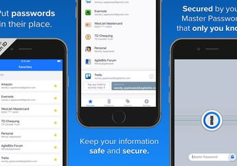 1Password 7 for iOS: Face ID, Quick Copy dan Keyboard Shortcuts