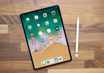(Rumor) Spek iPad Pro 2018: Face ID Baru, Port USB-C dan Apple Pencil 2