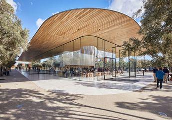 (Foto) Apple Resmi Buka Visitor Center di Apple Park buat Publik