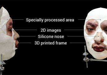(Video) Perusahaan Vietnam Bisa Jebol Face ID dengan Topeng 3D