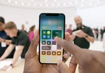 Penjualan iPhone X Tembus 30% Selama 30 Hari Pertama Ketersediaan