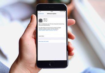 Update iOS 11.1 Bawa Emoji Baru, 3D Touch App Switcher dan Perbaikan Penting