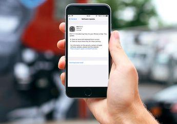 Update iOS 11.1.1 Bereskan Masalah Autocorrect dan Hey Siri
