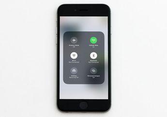 Update iOS 11.2 Beta 3 Jelaskan Akses Wi-Fi dan Bluetooth Lewat Control Center