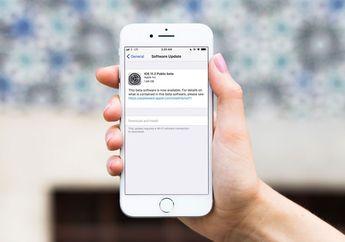 Apple Rilis iOS 11.2 dan tvOS 11. 2 Public Beta