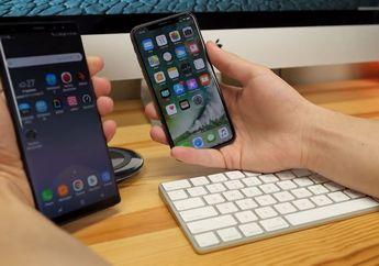 (Video) Adu Hebat Face ID Lawan Pemindai Wajah & Mata Galaxy Note 8