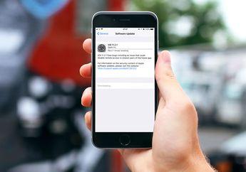 Apple Rilis iOS 11.2.1 dan tvOS 11.2.1 dengan Perbaikan HomeKit
