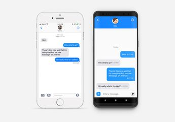 weMessage, Kirim dan Terima iMessage Lewat Android