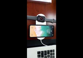 Tiru Apple, Pabrikan Tiongkok Luncurkan Charger Wireless Mirip AirPower