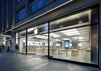 Baterai iPhone 6s Plus Meledak Bikin Panik Seisi Toko Apple di Swiss