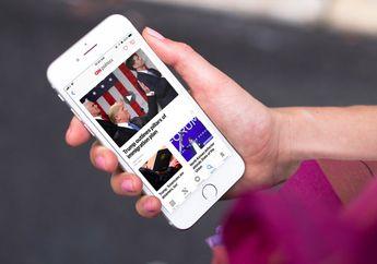 CNN Menyalahkan Apple Karena Fitur Notifikasi Apple News