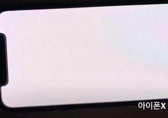(Video) Tes Layar Burn-in iPhone X vs. Samsung Galaxy S7 Edge dan Note 8