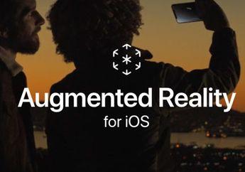 Apple Promosikan Augmented Reality di Website Baru