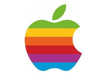 """Apple Ajukan Merek Dagang """"Logo Apple Pelangi"""", Bakal Dipakai Lagi?"""