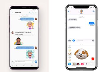 Petinggi Samsung: Kami Tidak Mencontek Fitur di iPhone X