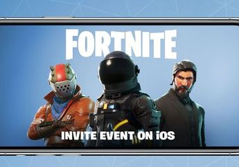 Hore! Fortnite Battle Royale Segera Rilis di iOS