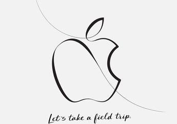 "Tidak Ada Live Streaming untuk Apple Event ""Let's Take a Field Trip"""