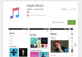 Apple Music di Android Dapat Fitur Baru Seputar Music Video
