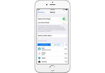 Kupas Tuntas Fitur Battery Health di iOS 11.3