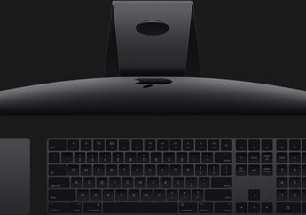 Aksesoris Warna Space Gray Kini Dijual Secara Terpisah Dari iMac Pro