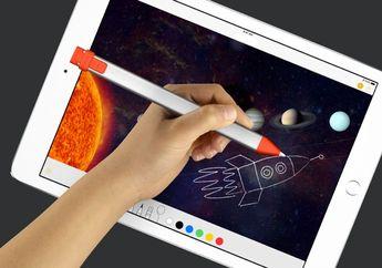 Logitech Mengenalkan Crayon, Alternatif Murah Untuk Apple Pencil